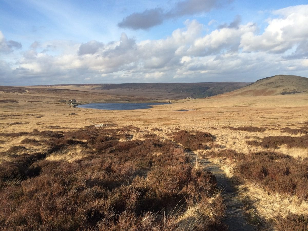 Peak District - almost there