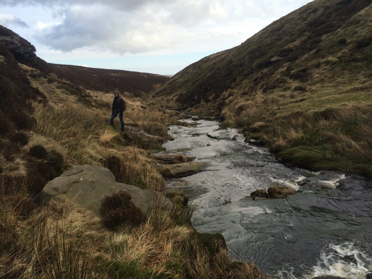 Peak District - river crossings