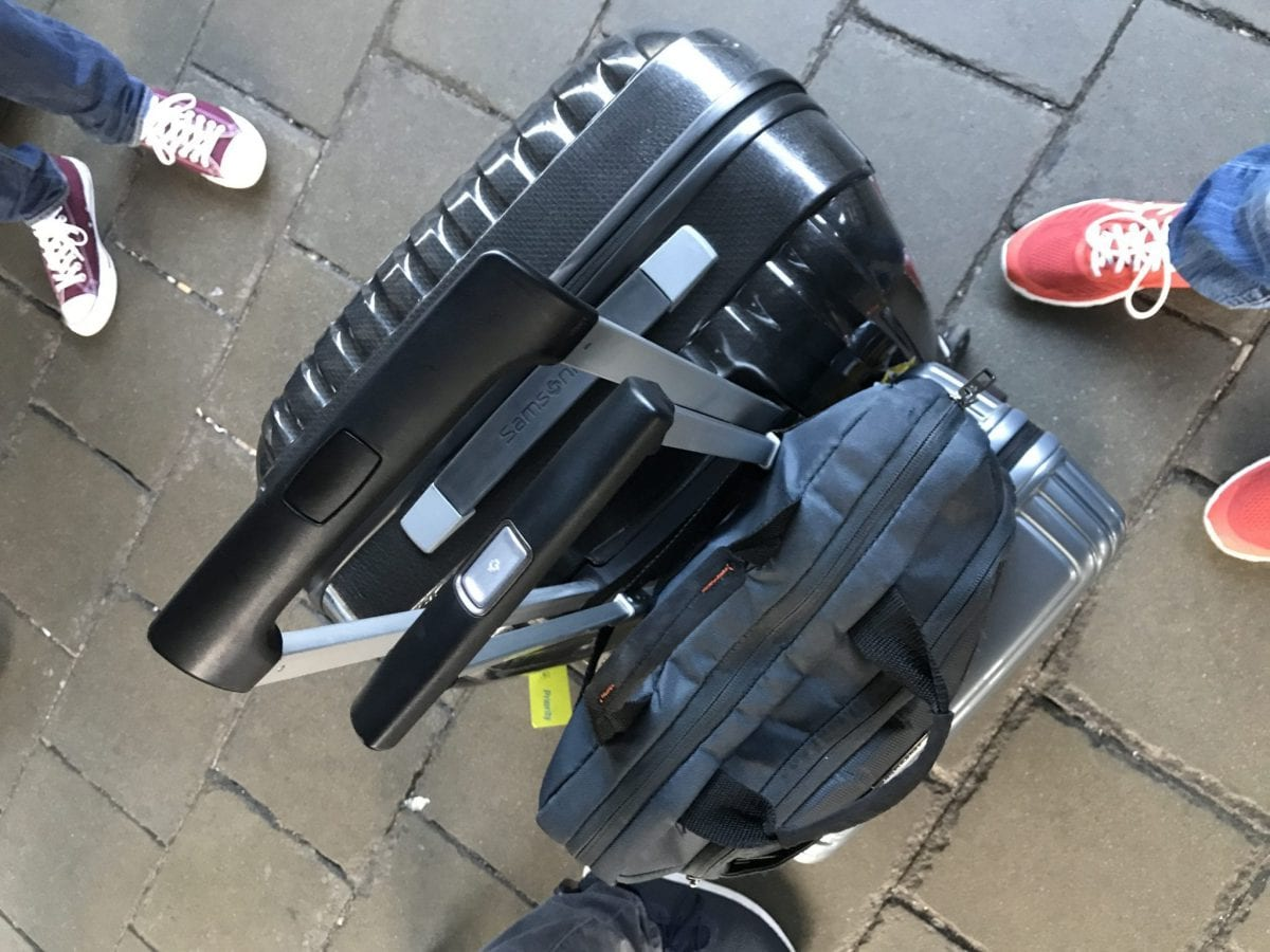Free check-in luggage