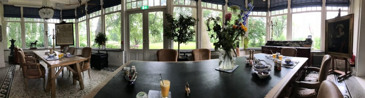 Breakfast at Logement aan de Vecht