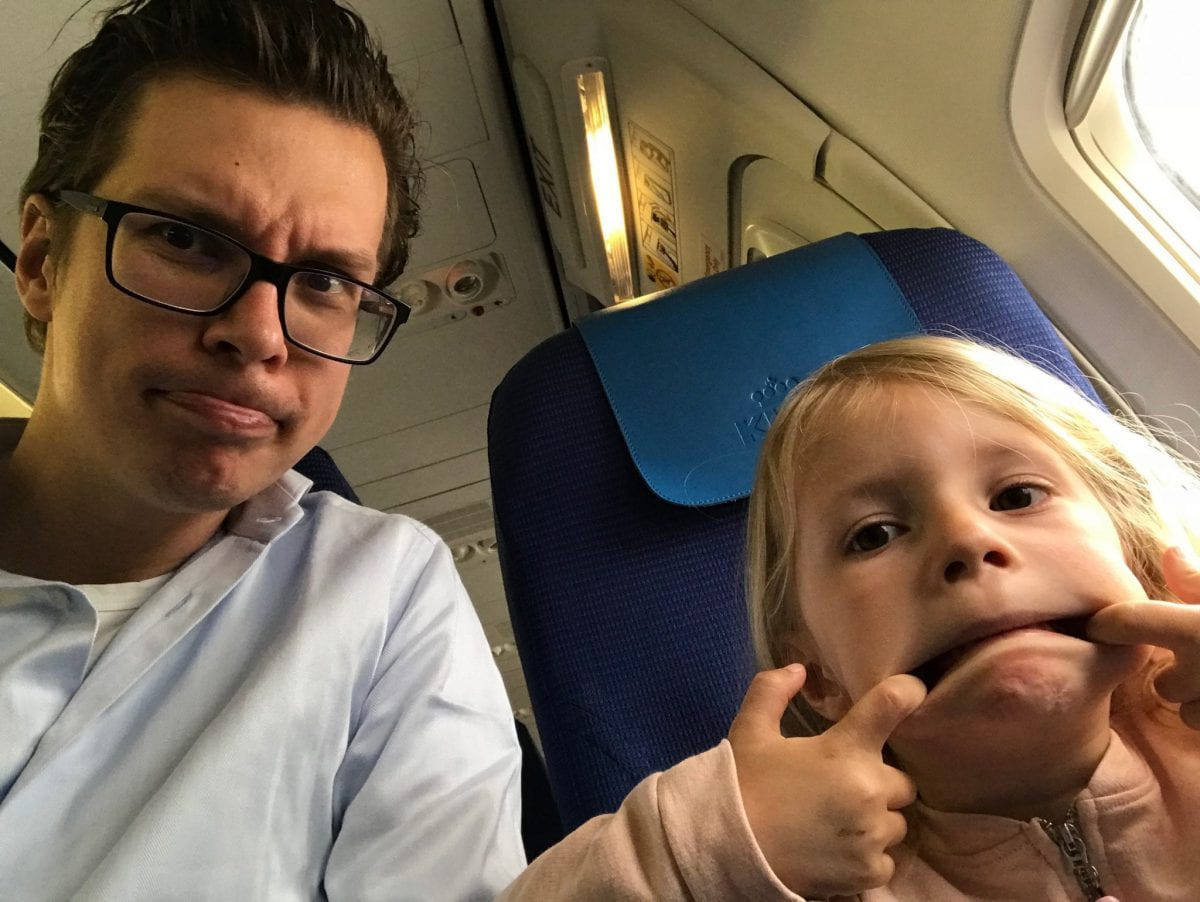 Short 'business trip' with boss Ella