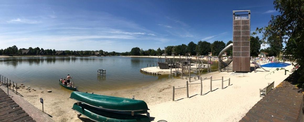 Hof van Saksen beach