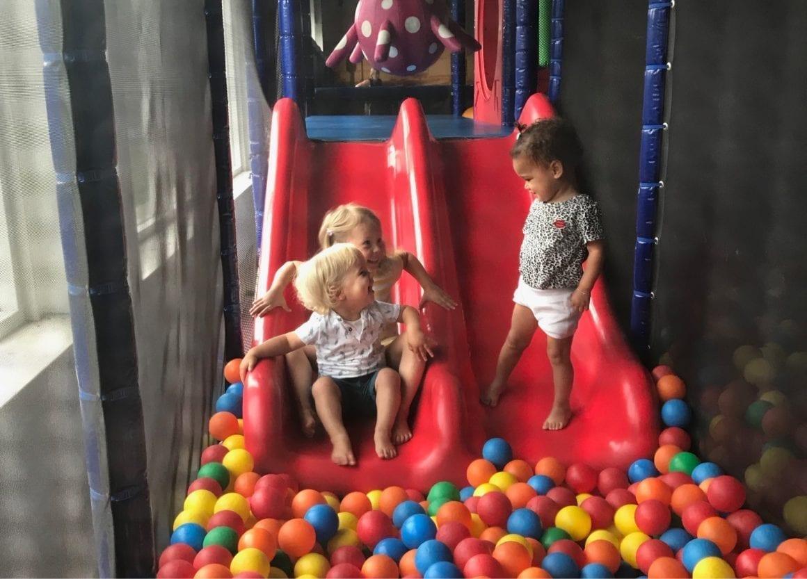 Hof van Saksen playground