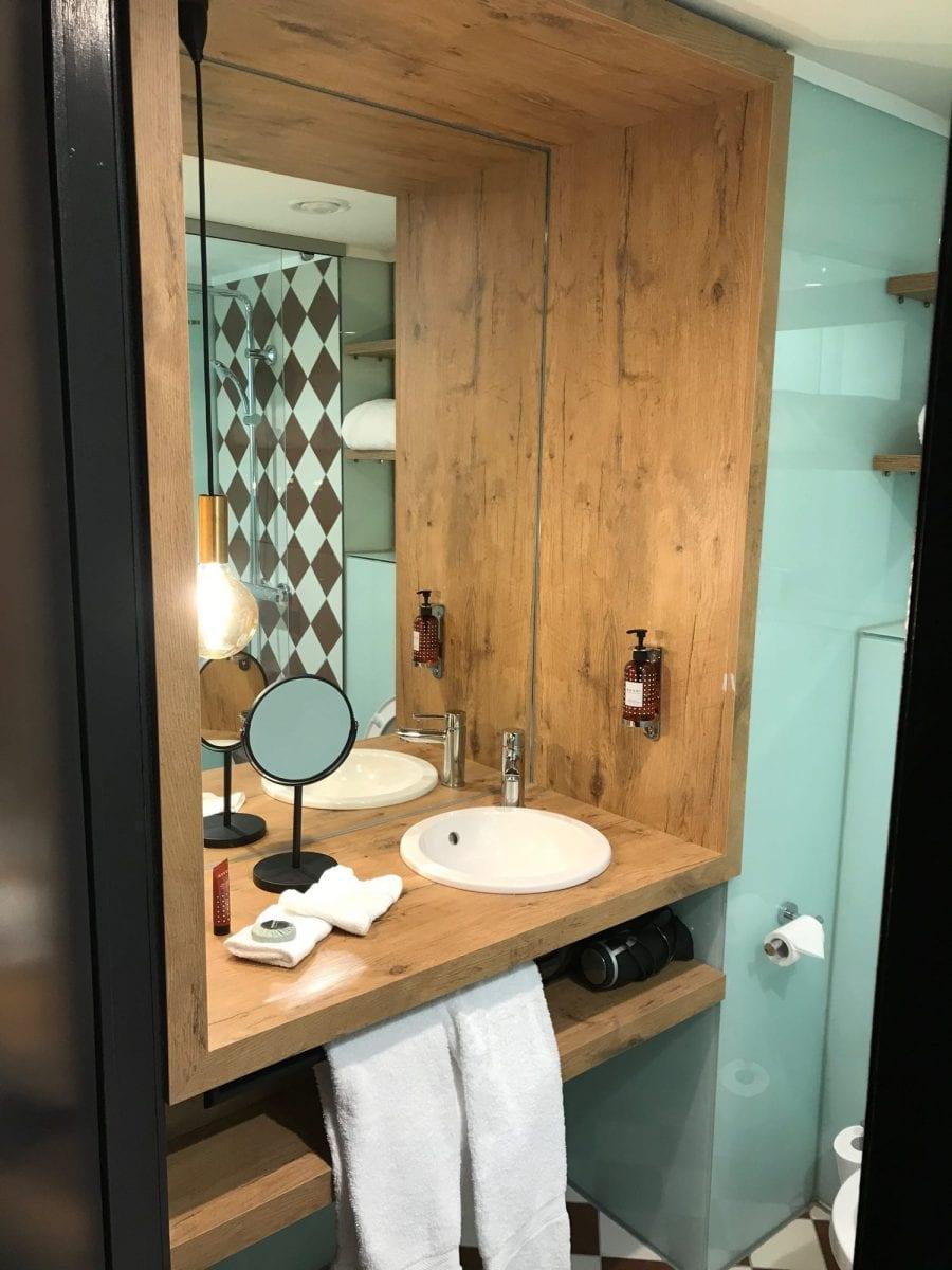 Indigo Antwerp City Centre - Bathroom on fleek