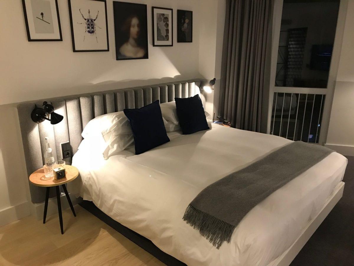 Room at Kimpton DeWitt Amsterdam