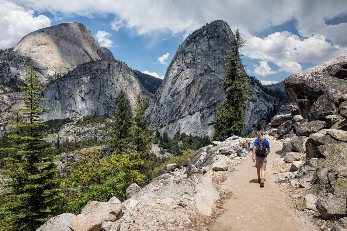 John Muir Trail (JMT). Photo by Earth Trekkers