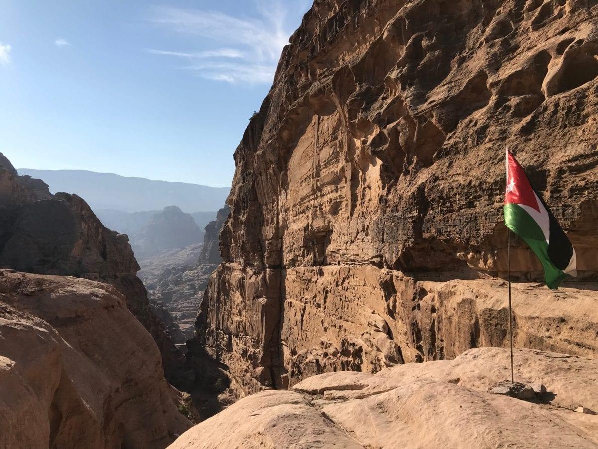 Petra Jordan Trail