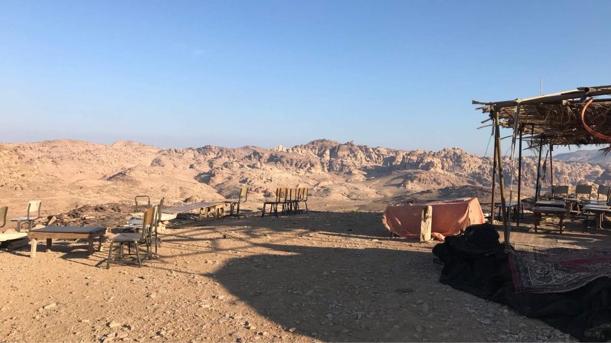Petra North entrance