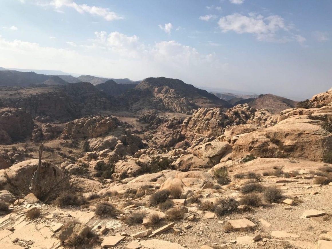 Views on the Jordan Trail