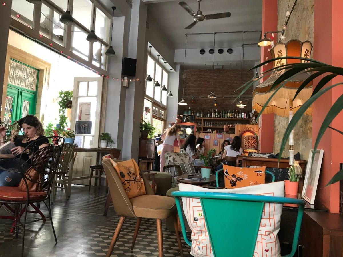 Nicosia bar