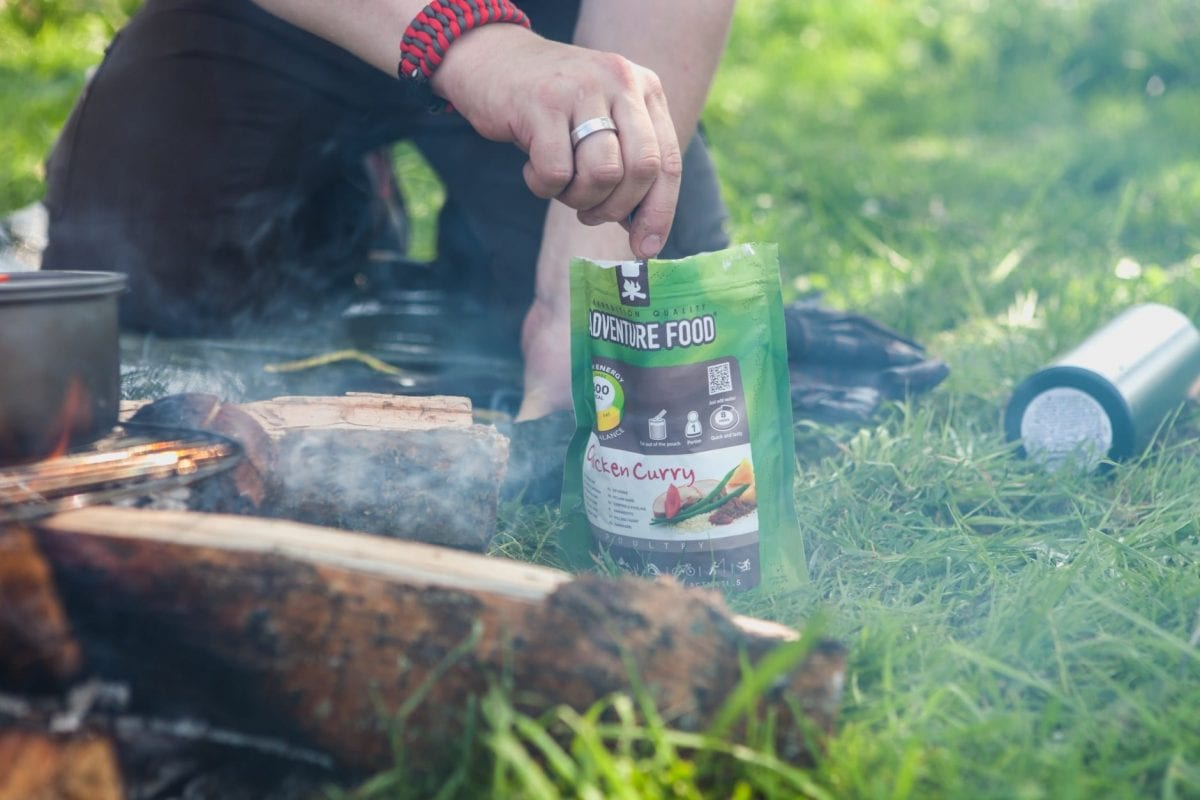 Adventure Food - Photo by wild-kamperen.nl