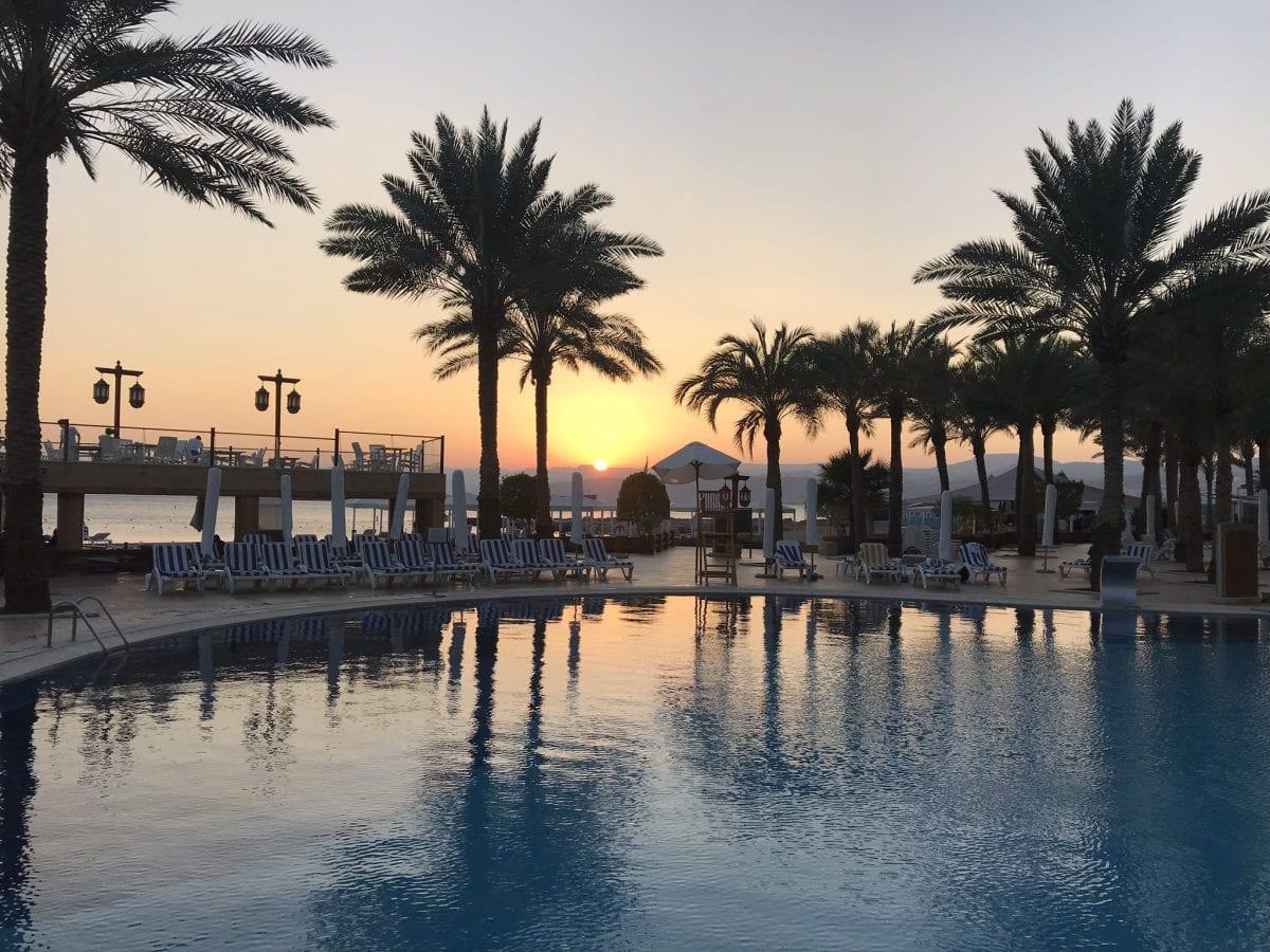 Pool at the InterContinental Aqaba (Resort Aqaba)