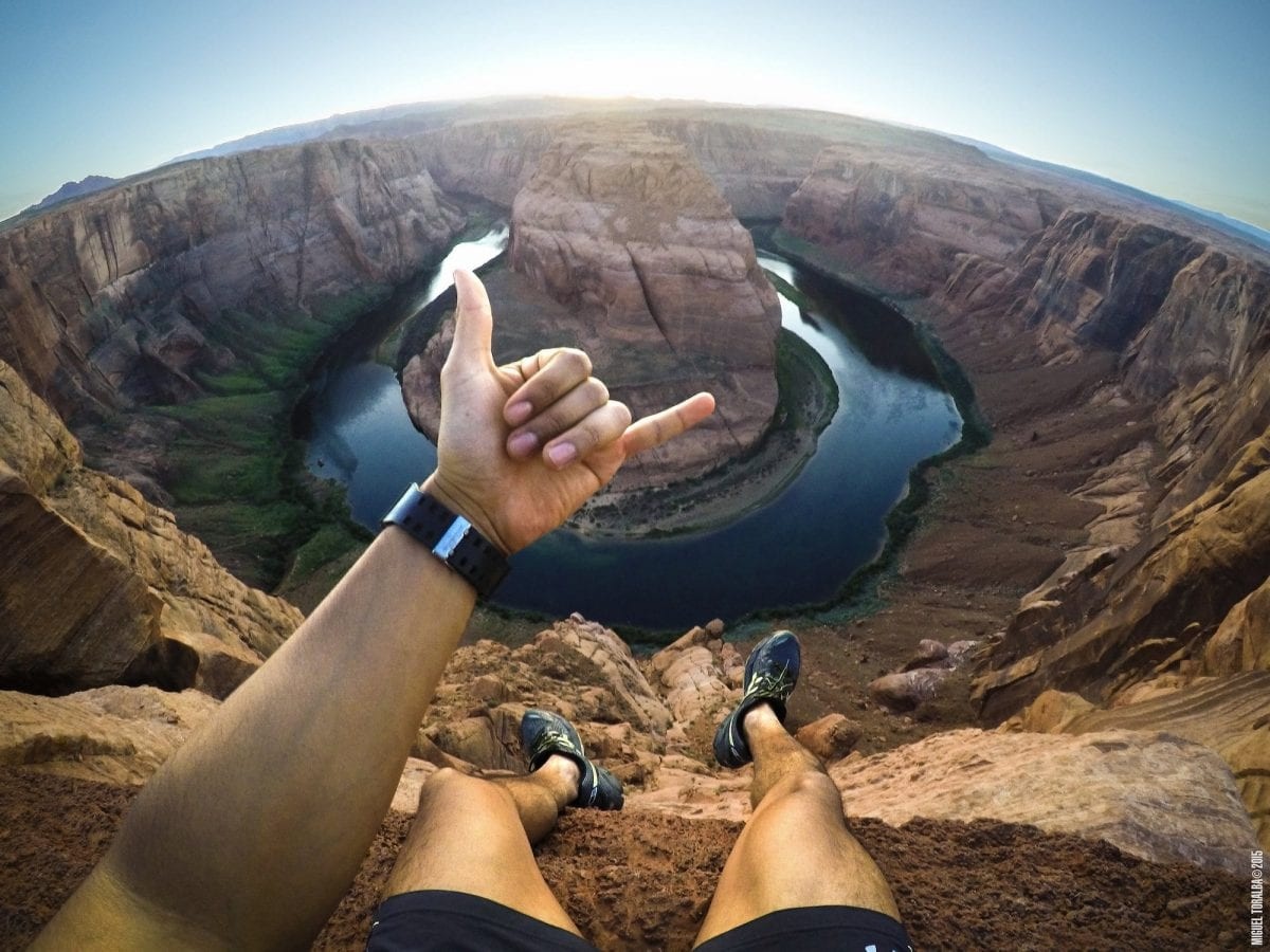 Horseshoe Bend - Photo by Miguel Toralba