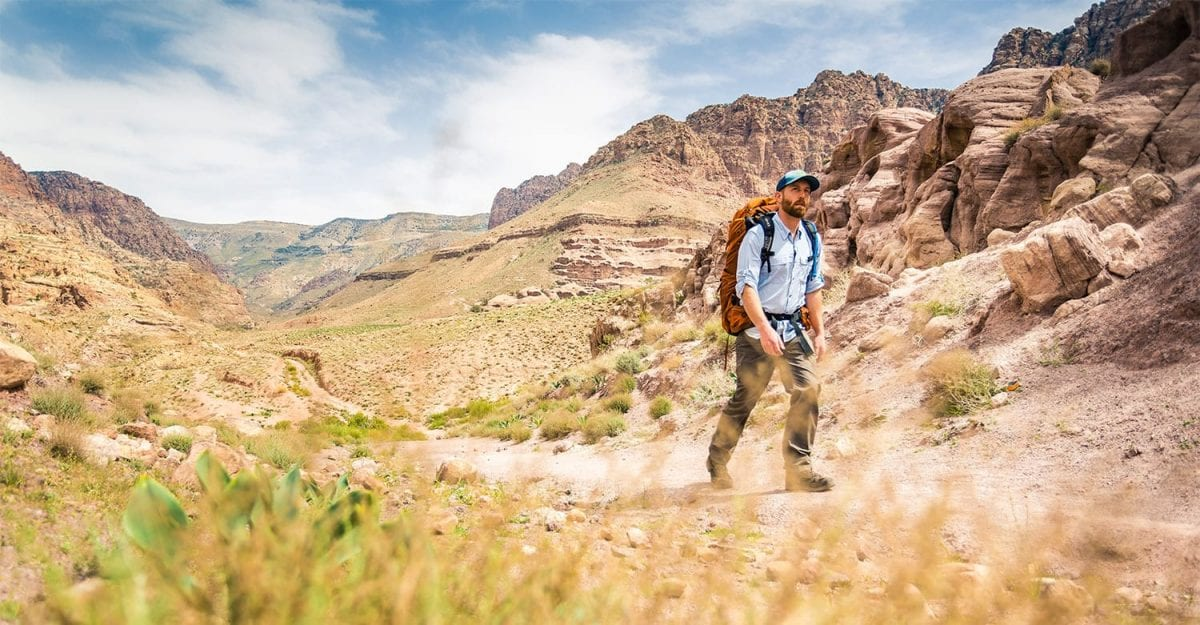 Jordan Trail by Gear Junkie