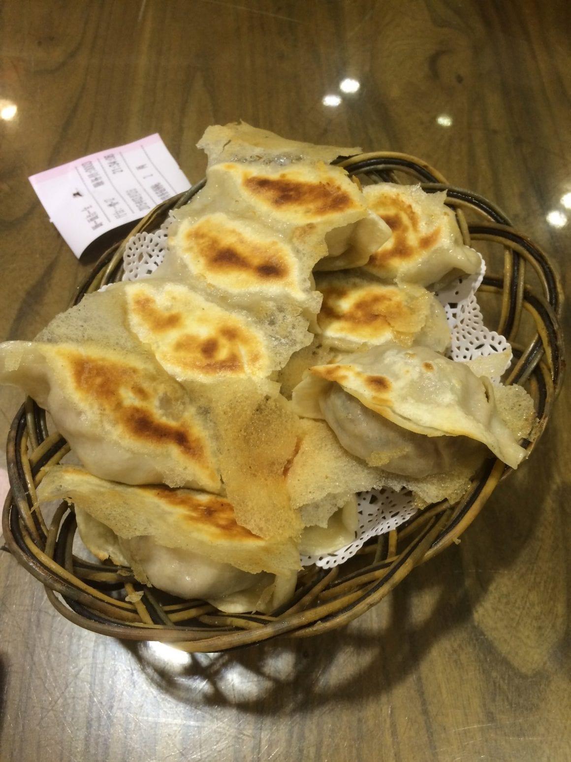 Surprise food in Beijing