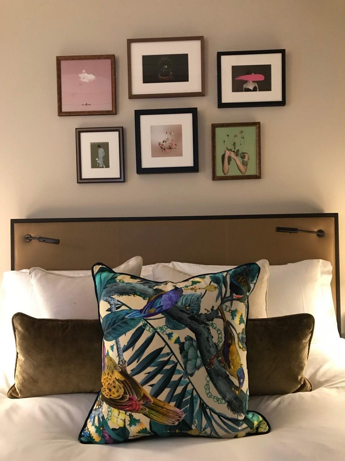 Kimpton Fitzroy bed
