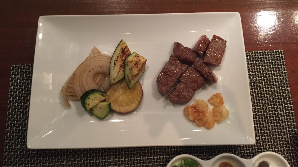 Kobe beef to perfection
