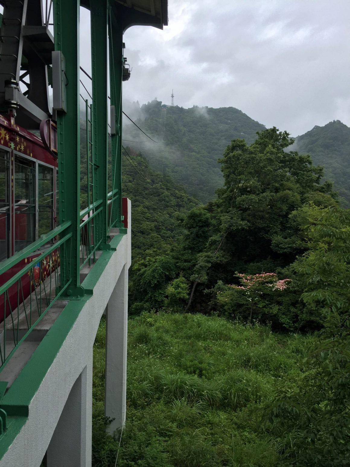 Kobe Cable Car to Mt Maya
