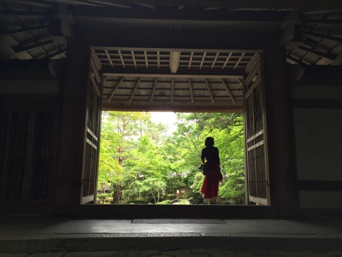 Kyoto Hōnen-in temple