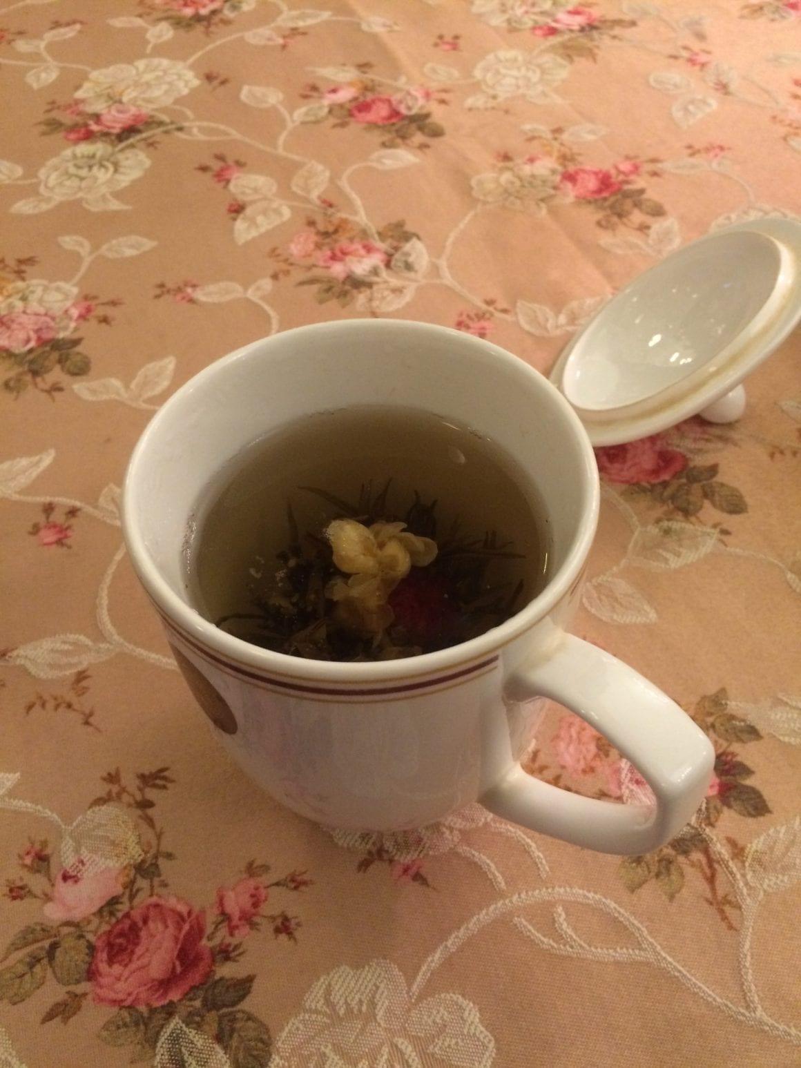 Great tea in Shanghai