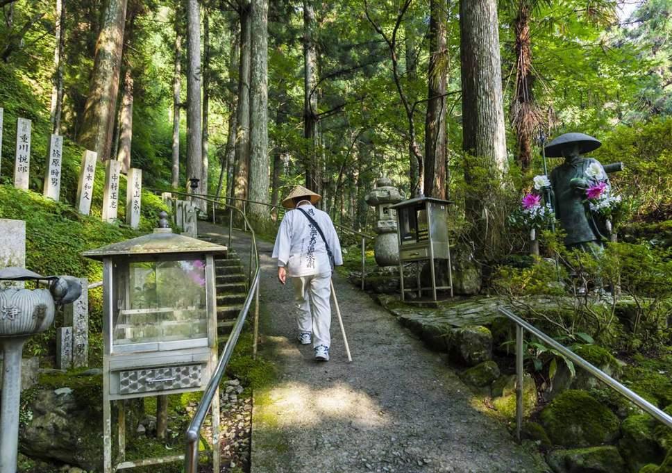 Shikoku temple - Photo by Getty