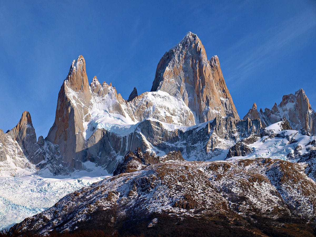 Fitz Roy trek Chile