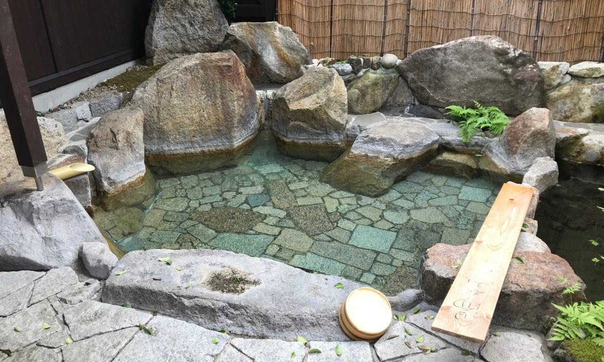 Yunomine onsen